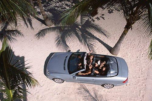 Mercedes-Benz CLK-Klasse: Neues Cabriolet