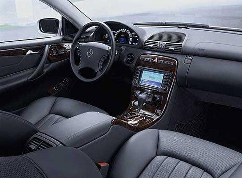 Mercedes-Benz CL 65 AMG: 1000 Newtonmeter Drehmoment