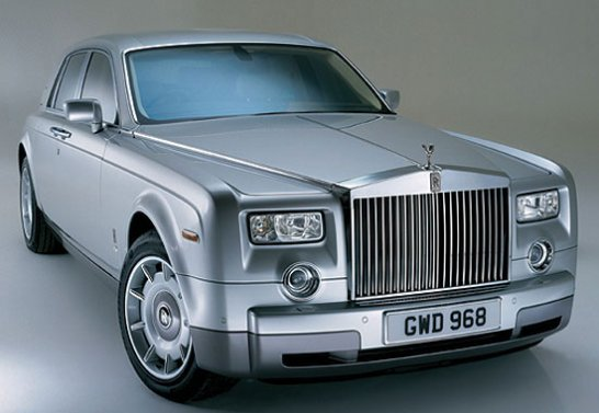 Rolls-Royce Phantom - pricing and options announced