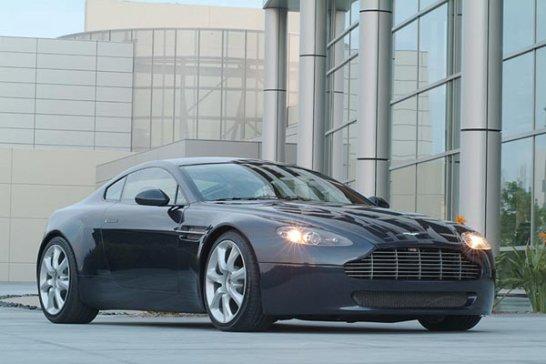 New Aston Martin AMV8 photos released