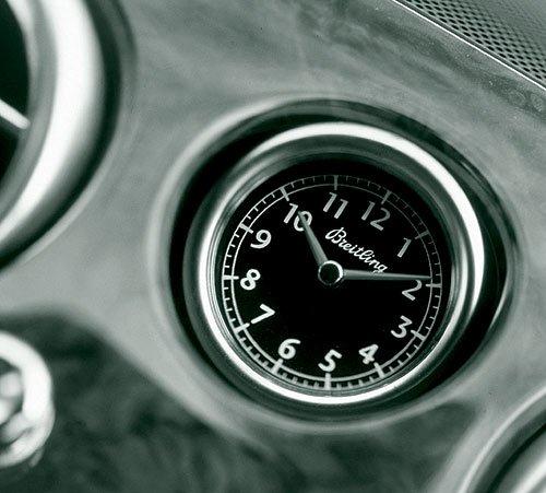Breitling widmet Bentley Motors einen exklusiven Chronographen