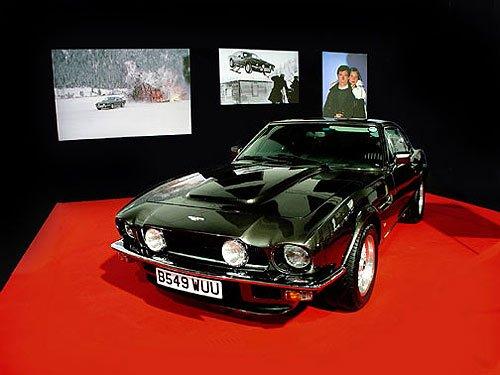 James Bond Ausstellung in Barcelona