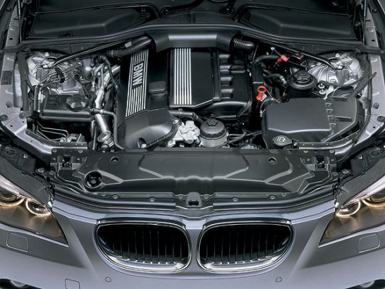 BMW's new 5-Series - photo gallery