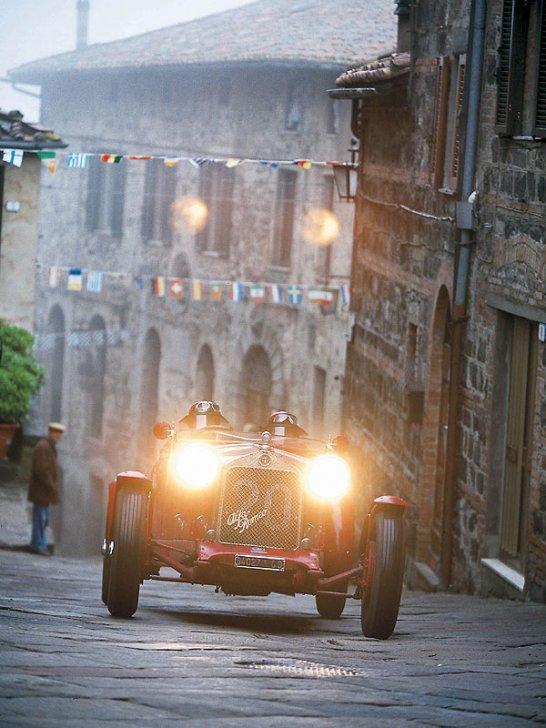Mille Miglia – Die Geschichte einer Legende
