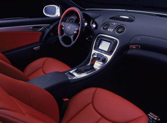 Mercedes announces special 'Mille Miglia' SL350