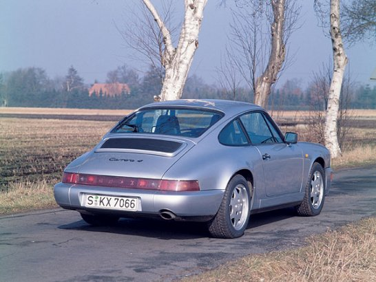 Porsche 911 - Forty Years on this September