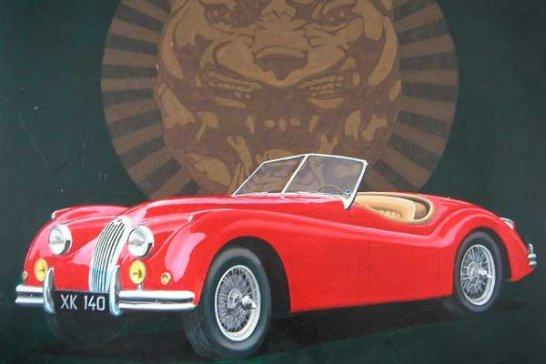 Wertvolle Automobilia und interessante Raritäten