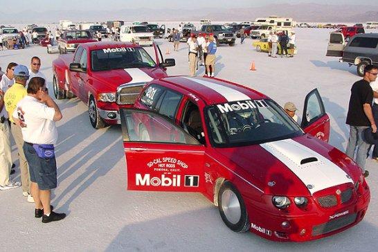 MG ZT-T: Der schnellste Kombi aller Zeiten