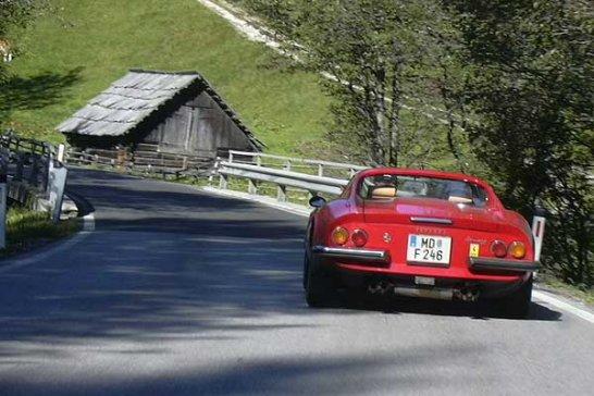 """""""Internationale  Österreichische Alpenfahrt Classic 2003"""""""