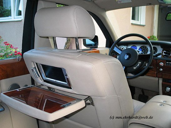 Rolls-Royce Phantom: Erste Erfahrungen (3)