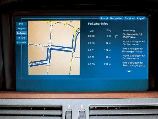 BMW: Stressfreies Parken zur Weihnachtszeit