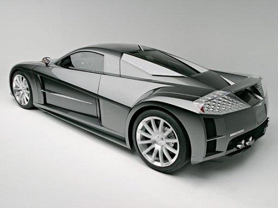 Chrysler ME Four-Twelve: Aufregende Supersportwagen-Studie