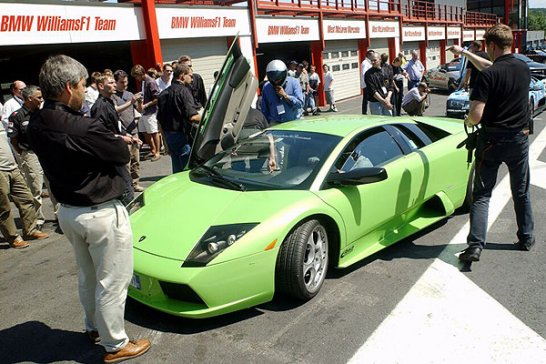 SpaItalia 2004 - Italian car festival in June