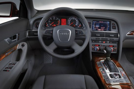 New Audi A6 is launched