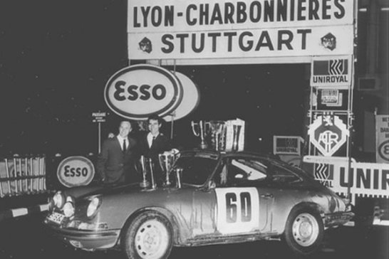 50 Jahre Rallye Solitude