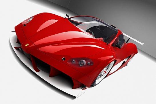 Ferrari Aurea: Straßensportler mit F1-DNA