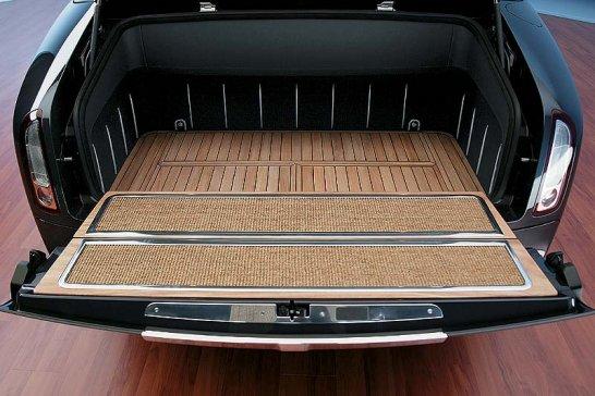 Rolls-Royce 100EX: Enthüllung in Genf 2004