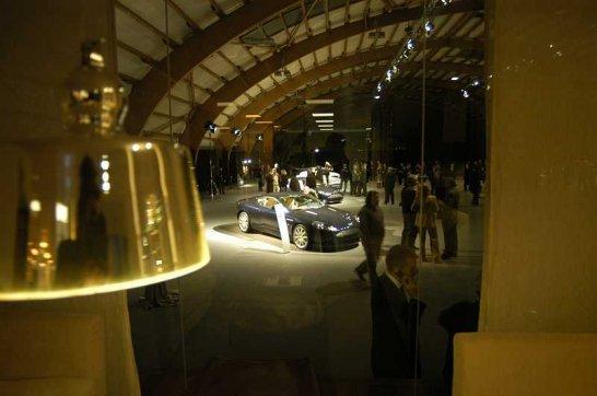 """Ein """"Evening of Design with Aston Martin"""""""