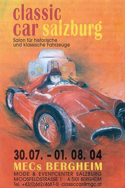 """1. Classic Car Salzburg Salon – """"Classic meets Culture"""""""
