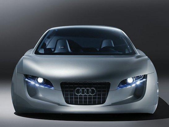 Audi RSQ: Blick ins Jahr 2035