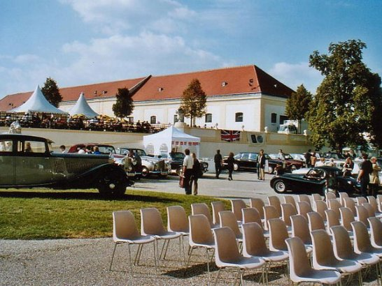 2. British Classic Car Event 2004