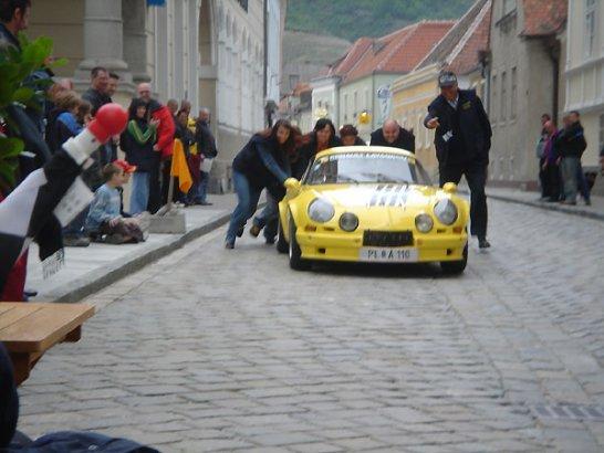Wachau Classic 2004 – 3. Lauf zum Austro Cup