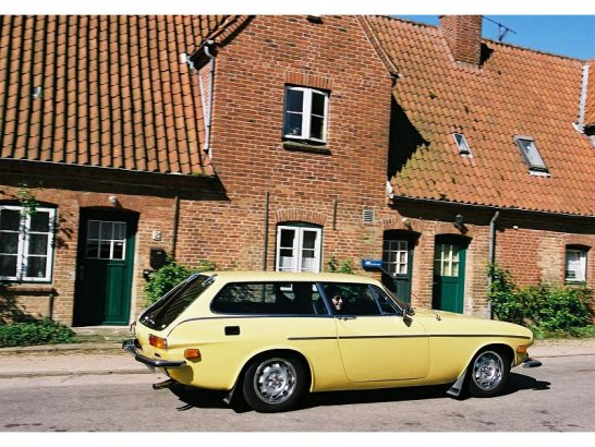 26. Volvo P 1800 Jahrestreffen 2004