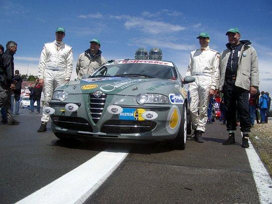 Team Classic Driver - Triumph beim 24-Stunden-Rennen