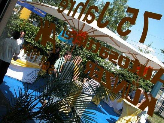 Künzer, Kunst und ein Star aus Miami