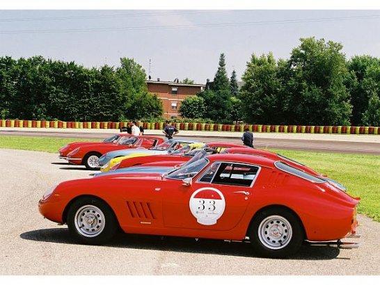 Ferrari 275 Tour 2004