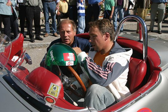 Vorschau – Internationale Österreichische Alpenfahrt 2004