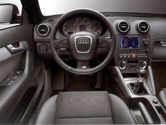 Audi A3 Sportback im S line-Outfit