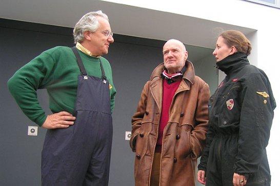 2. Lagonda Continental Treffen 2004