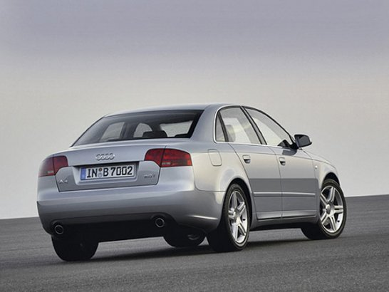 Revised Audi A4