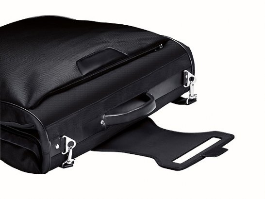 Luxury luggage for Mercedes CLS