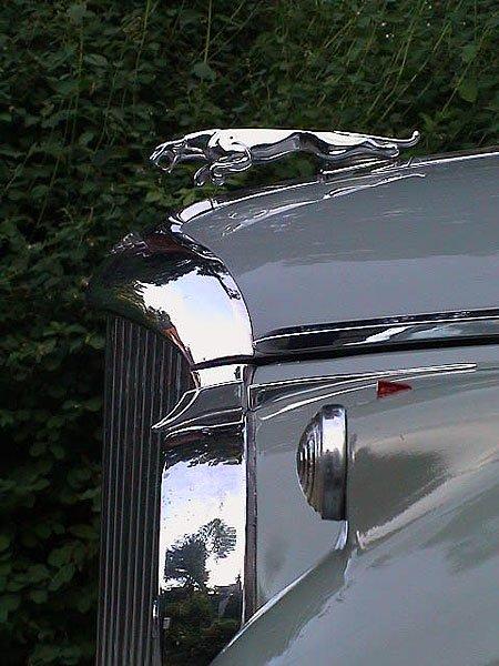 Wir zeigen's Ihnen: 1960er Jaguar MK IX