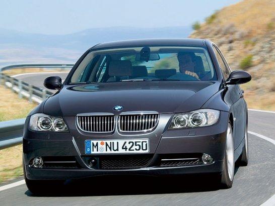 BMW 3er kommt im Frühjahr 2005