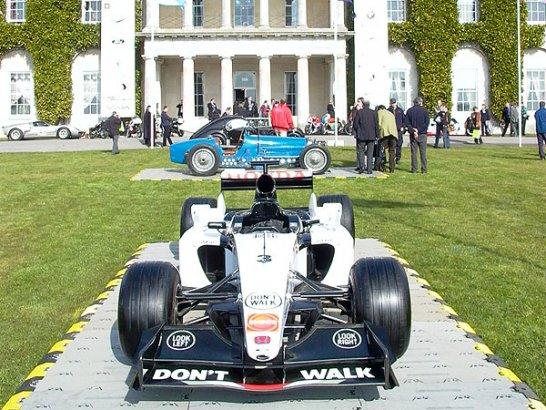 Goodwood Festival of Speed 2005: Vorschau
