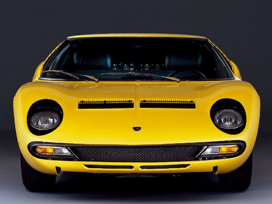 Happy Birthday to the Lamborghini Miura