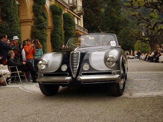 Concorso d'Eleganza Villa d'Este 2005