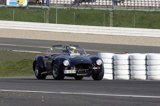 Team Classic Driver: Triumph beim 24-Stunden-Rennen