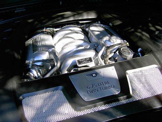 Bentley Arnage T (2)