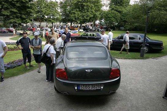 Oldtimer-Meeting Baden-Baden 2005