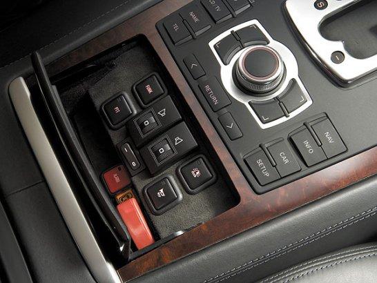Audi-Panzerlimousinen: A8L und A6 Security
