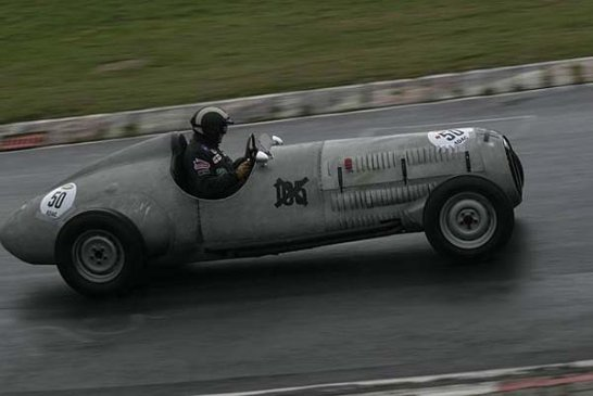 Speedboat-Rennen am Nürburgring...