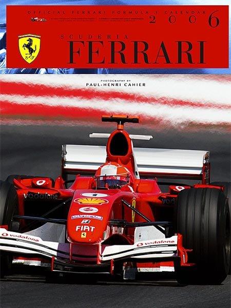 Ferrari Kalender 2006