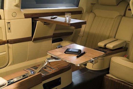 VW Phaeton Lounge in Dubai