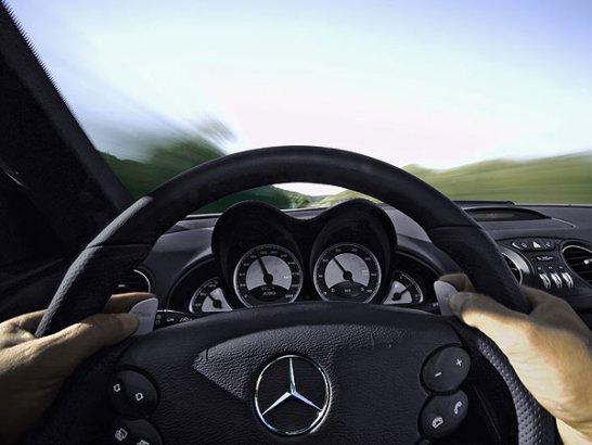 New Mercedes-Benz AMG SLs for Geneva