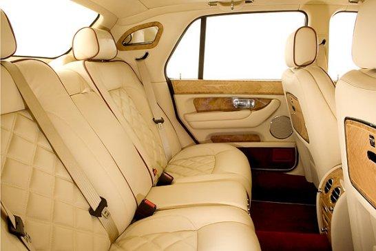 "Bentley Arnage and GT ""Diamond Series"""