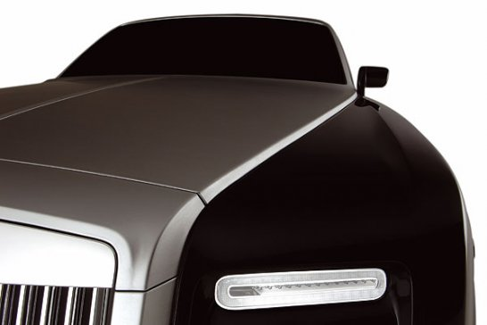 Rolls-Royce 101EX: One & only?